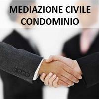 Mediazione Civile Condominio